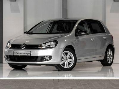 gebraucht VW Golf VI 1.2 TSI Match NAVI/PDC/GRA/ALU/KLIMA/MFL