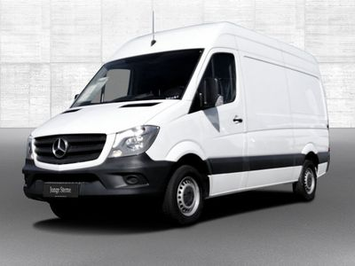 gebraucht Mercedes Sprinter 216 BlueTEC Kasten Hochdach Standard