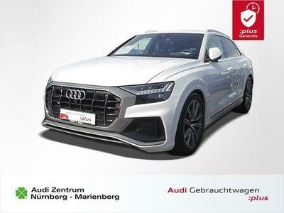 gebraucht Audi Q8 50 TDI 2x S Line HUD,Panorama,21,DAB