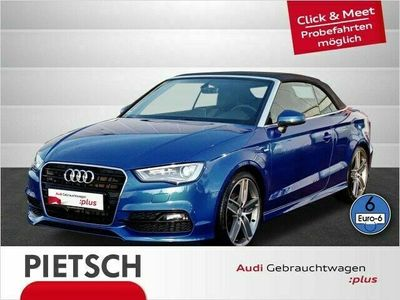 gebraucht Audi A3 Cabriolet Ambition 1.4 TFSI 92 kW (125 PS) 6-Gang