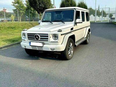 gebraucht Mercedes G350 Mercedes BenzBlueTec Scheckh...