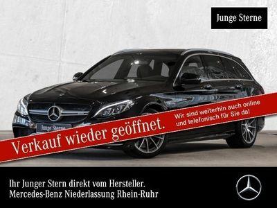 gebraucht Mercedes C63 AMG AMG T Pano ILS 360° Navi AHK PTS Totwinkel