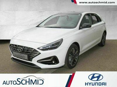 gebraucht Hyundai i30 i301.0 T-GDI Edition 30 PLUS Navi LED Pano.