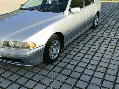 gebraucht BMW 525 e39