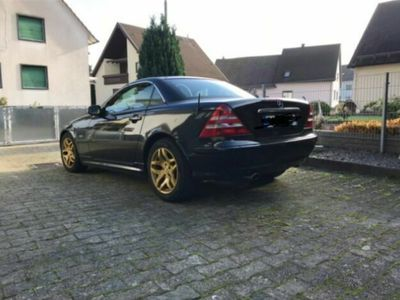 gebraucht Mercedes SLK200 Kompressor Final Edition