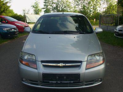 gebraucht Chevrolet Kalos 1.4 SX 16V