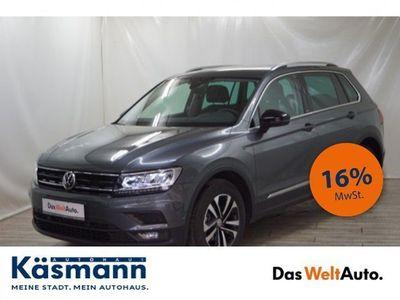 gebraucht VW Tiguan 2.0 TDI IQ.DRIVE LED+NAVI+AHK+ACC+PDC