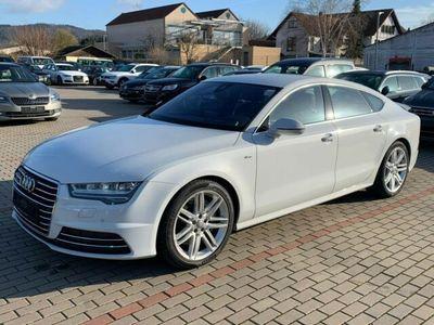 gebraucht Audi A7 3.0*Quatt*3x S Line*MATRIX*VIRTUAL*HUD*LANE+S