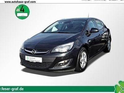 gebraucht Opel Astra 1.4 Turbo Edition 140PS