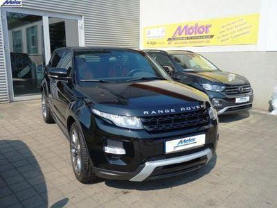 gebraucht Land Rover Range Rover evoque Dynamic