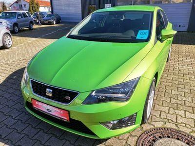 gebraucht Seat Leon SC FR Sport-Fahrwerk FR / Cupra, Sportsitze
