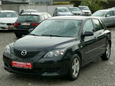 used Mazda 3 1.6 Exclusive Sport *1.HAND*ALU*KLIMA*EURO4*