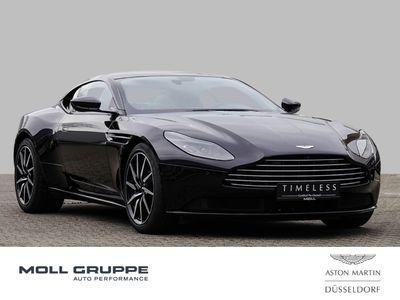 gebraucht Aston Martin DB11 V8 Onyx Black, Premium Audio