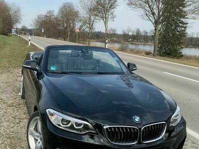gebraucht BMW 228 i Cabrio Sport-Aut. M Sport