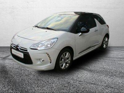 gebraucht Citroën DS3 SoChic Navi