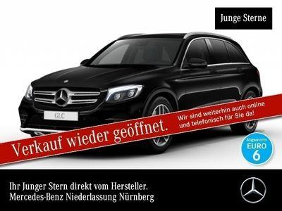 gebraucht Mercedes GLC250 4M AMG Pano ILS LED Navi PTS Easy-Pack