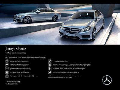 gebraucht Mercedes E220 E-KlasseLimousine Avantgarde Avantgarde SHD COMA