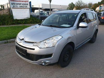 gebraucht Citroën C-Crosser 2,2DIESEL+4X4+KLIMA+EURO4+7 PLATZE
