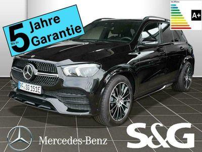 gebraucht Mercedes GLE350 de 4M AMG Night+360°+MLED+Memory+AHK+20