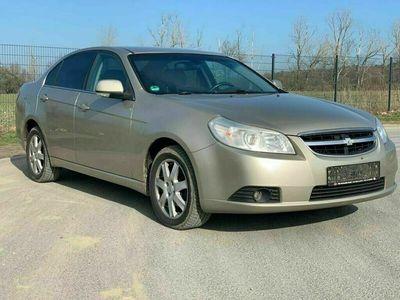 gebraucht Chevrolet Epica Automatik als Limousine in Wildau
