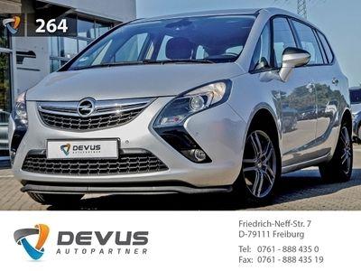 gebraucht Opel Zafira Tourer C Edition 2.0 CDTI Klimaauto PDC