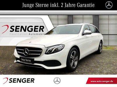 gebraucht Mercedes E200 4M