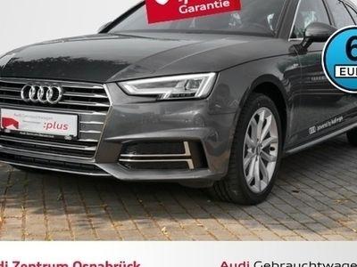 gebraucht Audi A4 Avant g-tron 2.0 TFSI S tronic sport S-line sel