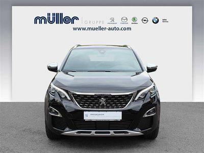 gebraucht Peugeot 3008 BlueHDi 180 EAT6 GT LED/NAVI/AHK/MIRROR