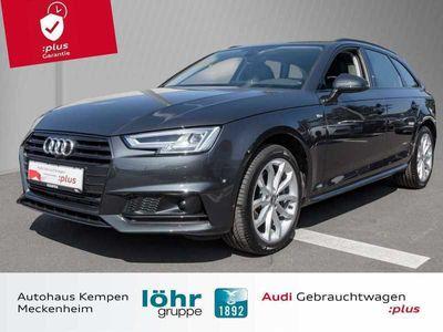 gebraucht Audi A4 Avant 3.0 TDI S tronic S Line AHK Optikpaket