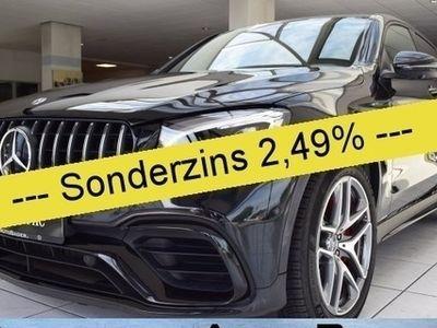 gebraucht Mercedes GLC63 AMG S 4M+ Coupé Vmax HUD ILS FAP 360 SD NIGHT