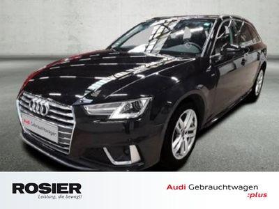 gebraucht Audi A4 35 TDI s-tronic Sport Standhz. Abstands