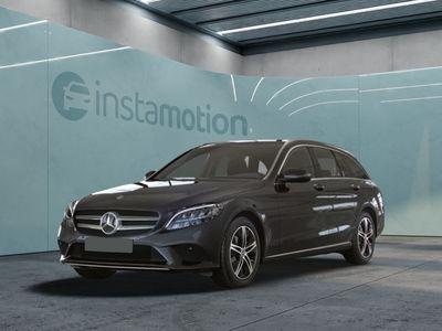 gebraucht Mercedes C180 C 180T LED Navi Kamera Spurh.-ASS TOTw.-Ass SHZ