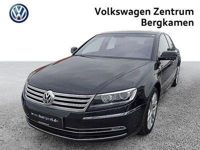 gebraucht VW Phaeton V8 SD/ALU19/DYNAUDIO/4Abgasrohre