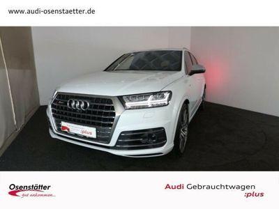 gebraucht Audi SQ7 4,0 TDI qu/Matrix-LED/Pano/Leder/Std.Hzg./Na