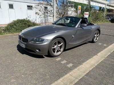 gebraucht BMW Z4 E85 2.5i Roadster - TÜV & Inspektio... als Cabrio/Roadster in Endenich