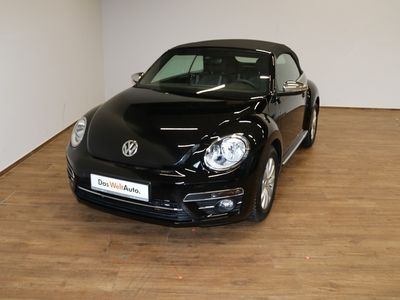 used VW Beetle Cabriolet Design 1.2 TSI Navi PDC LM Tempo