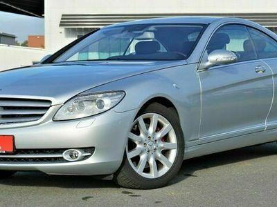 gebraucht Mercedes CL500 V8 Prins Gas*Luft*Memory*A.Tempomat*Navi*