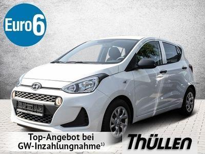 gebraucht Hyundai i10 FL 1.0 Select Plus-Paket Klima el. Fenster