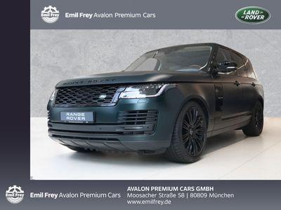 gebraucht Land Rover Range Rover 5.0 V8 Kompressor Vogue 386 kW, 5-türig