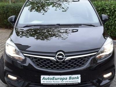 second-hand Opel Zafira 1.4 T S&S Navi950/Cam Klimaauto. Alu17 Temp PDC On