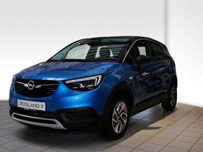 gebraucht Opel Crossland X Design Line*Navi*LED-Licht*PDC*