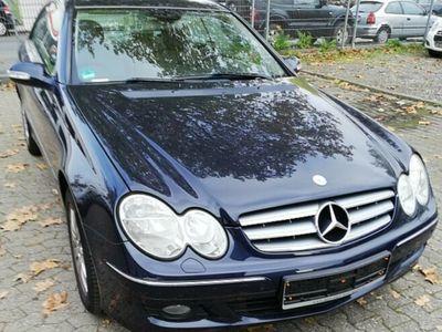 gebraucht Mercedes CLK200 K -AUTOM-ALU-KLIMA-STEUERKETTENPROBLEME
