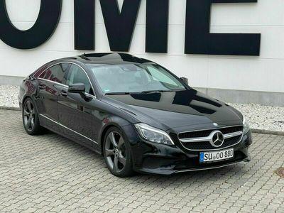 gebraucht Mercedes CLS250 CLSBlueTEC / d 4Matic B&O Viel Extras als Limousine in Bonn