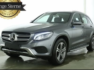 gebraucht Mercedes GLC250 4M AMG INT/SPORT ABGAS/DISTRONIC/KAMERA