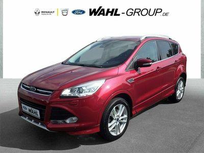 gebraucht Ford Kuga Individual Xenon RFK Tempomat AHK PDC