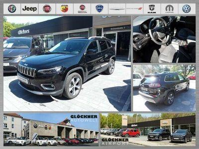 gebraucht Jeep Cherokee MY19 Limited 2.2l Mul