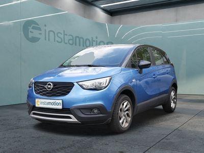 gebraucht Opel Crossland X Crossland X1.2 Turbo Edition KLIMA INTELLILINK