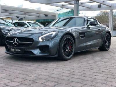 gebraucht Mercedes AMG GT S Night Com LED Pano Burmester 3D Memory