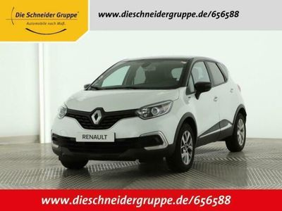 gebraucht Renault Captur TCe 90 Limited NAVI PDC DAB+