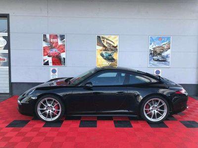 gebraucht Porsche 911 Carrera 4S Urmodell 991 Deutsch Top Historie Klapp
